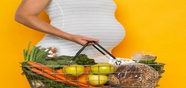تغذية الحامل والمرضع