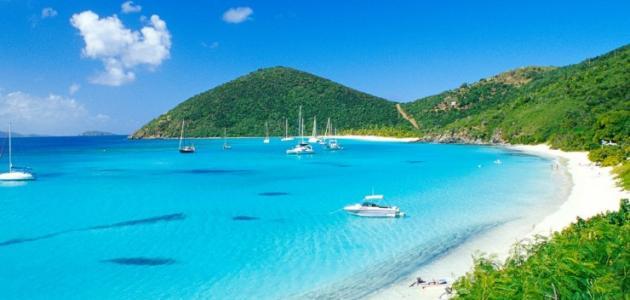جزر العذراء