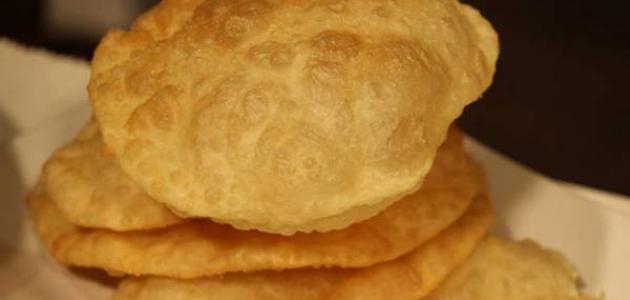 طريقة الخبز البوري