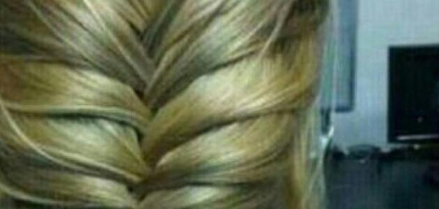 طريقة صبغ الشعر بلون زيتي