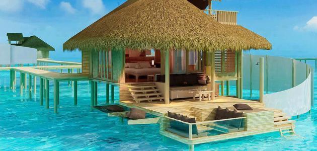 جزر المالديف لشهر العسل