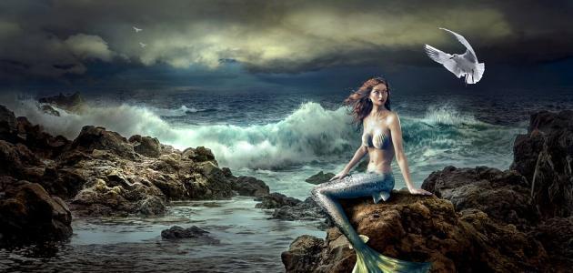 حورية البحر حقيقة أم خيال