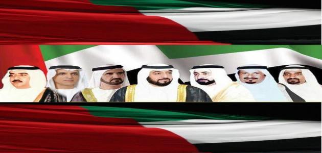 حكام دولة الإمارات