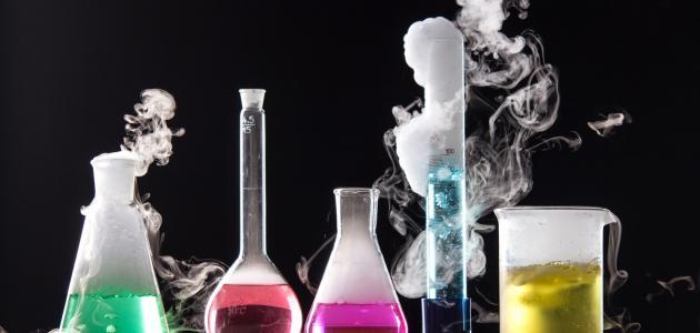 سرعة التفاعل الكيميائي