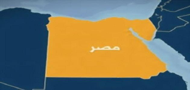 توزيع السكان فى مصر