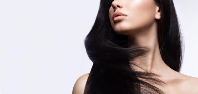 طريقة فرد الشعر المجعد