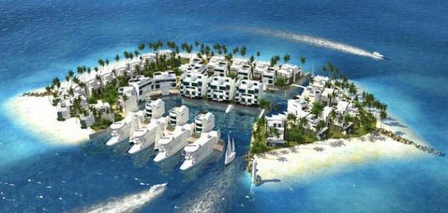 جزيرة العالم في دبي
