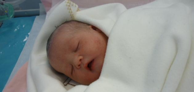 صفات الطفل المنغولي حديث الولادة