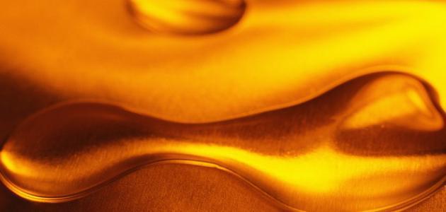 كم درجة غليان الذهب