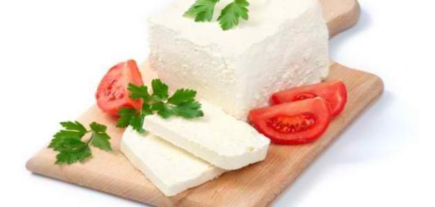 طريقة عمل الجبن الأبيض