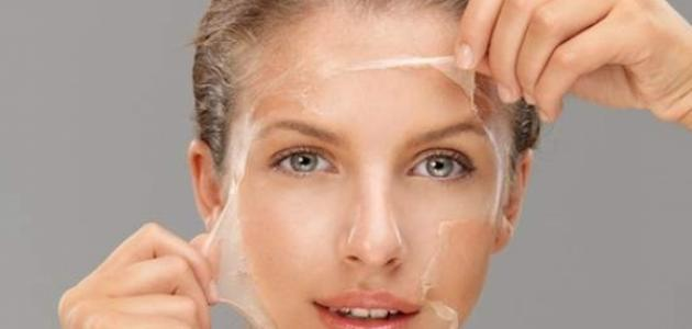 كيفية إزالة شعر الوجه موضوع
