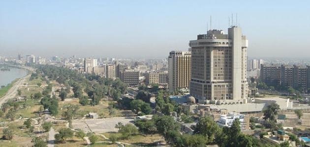 عدد سكان بغداد