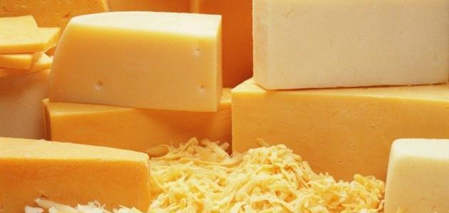 عمل الجبنة القريش
