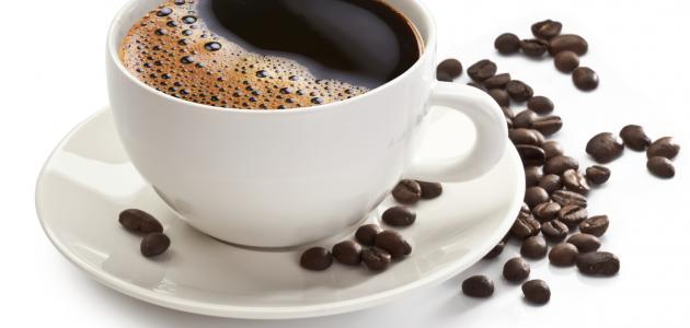 هل القهوة تنقص الوزن