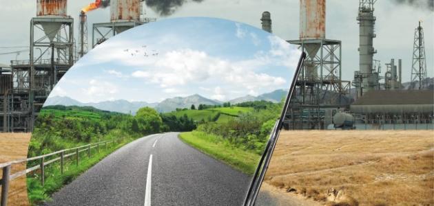 حلول التلوث البيئي