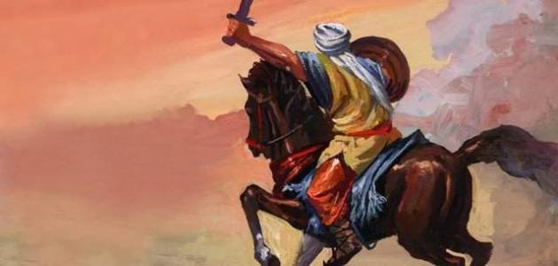 صفات خالد بن الوليد