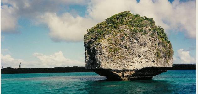 جزيرة كاليدونيا