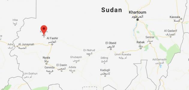 مدينة كتم بشمال دارفور