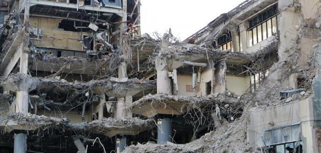 أقوى زلزال في العالم