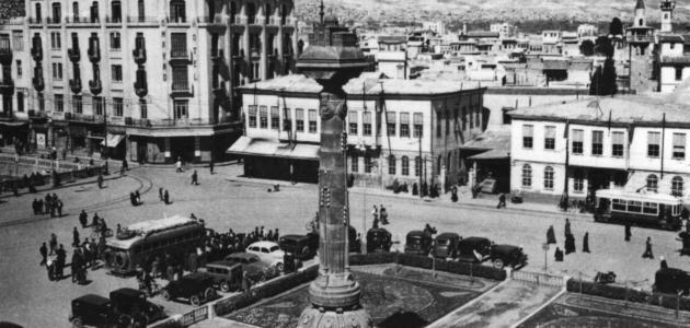 مدينة دمشق القديمة