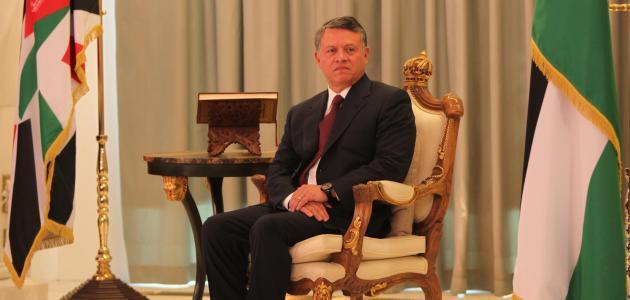 عيد الجلوس الملكي الأردني