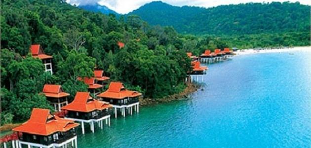 جزيرة تيومان ماليزيا