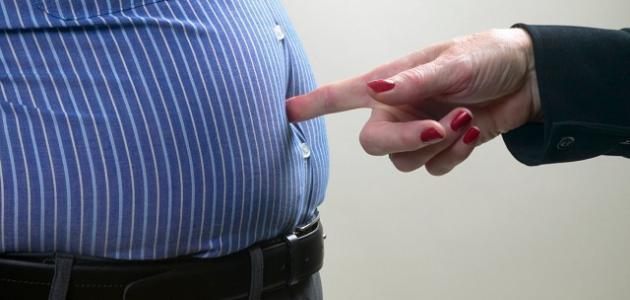 حرق الدهون في البطن