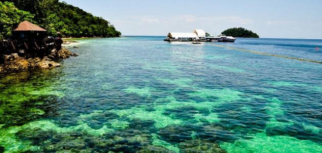 جزر ماليزيا لشهر العسل