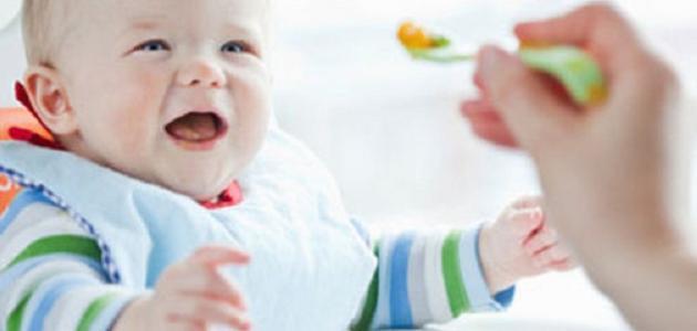كيف أطعم طفلي البيض