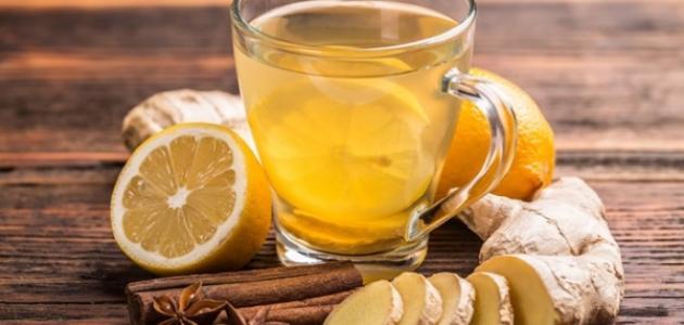 ما هي فوائد الزنجبيل مع الليمون