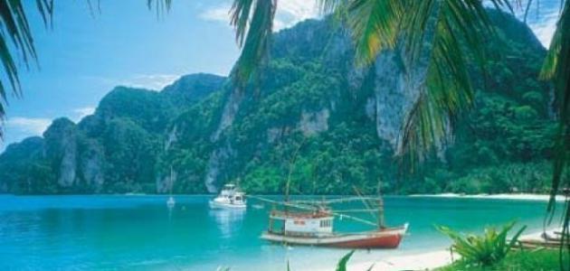 جزر الواق واق