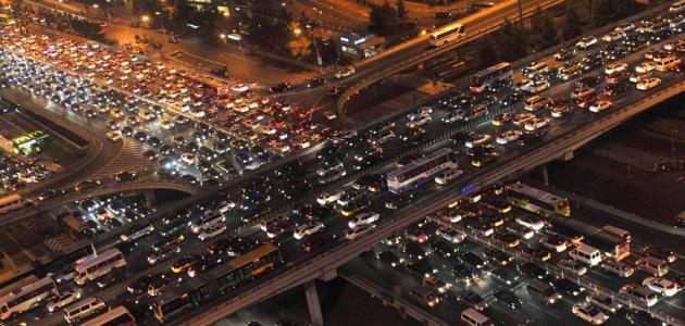 عدد سكان بكين