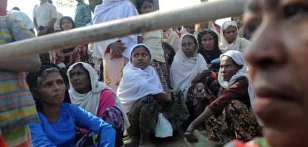 عدد سكان بورما