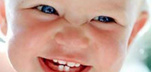 عدد أسنان الأطفال
