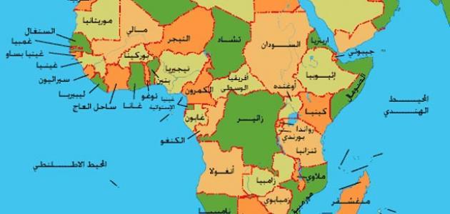 عدد الدول العربية في آسيا