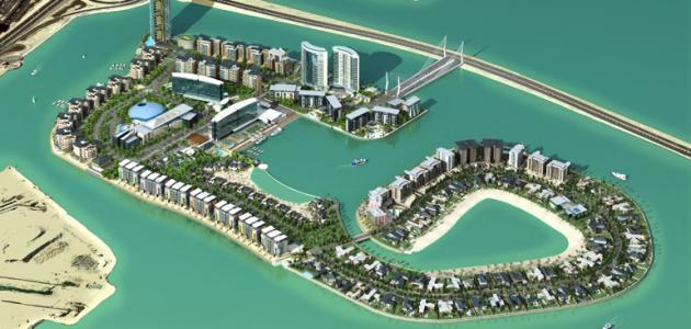 جزر البحرين السياحية