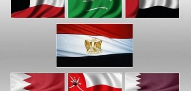 دول الخليج واليمن