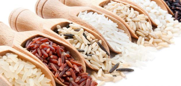 فوائد أرز البسمتي