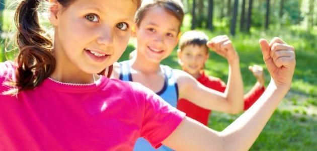 عناصر اللياقة البدنية المرتبطة بالصحة