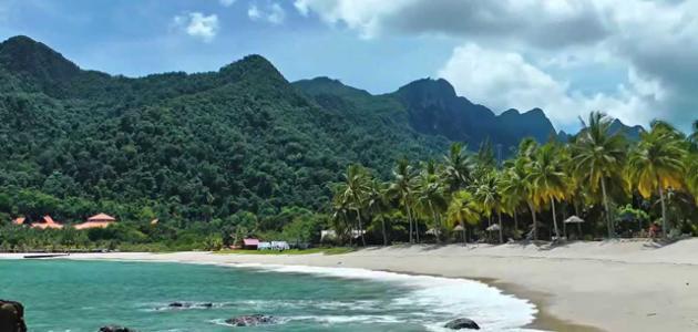 جزر لنكاوي