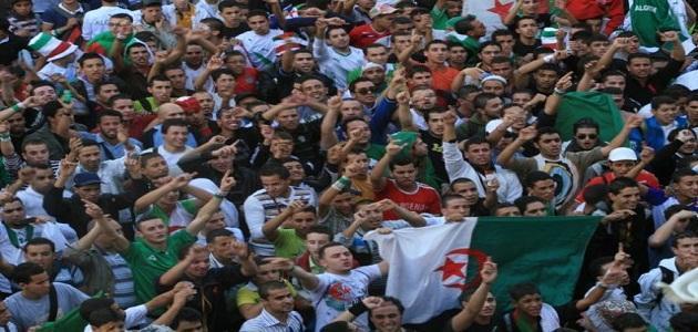 عدد السكان في الجزائر
