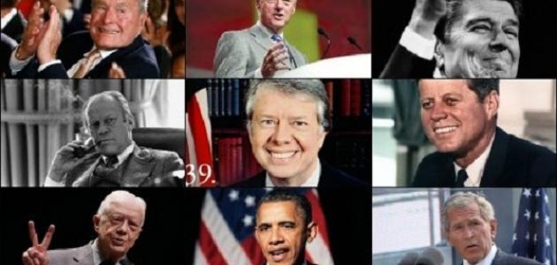عدد رؤساء أمريكا