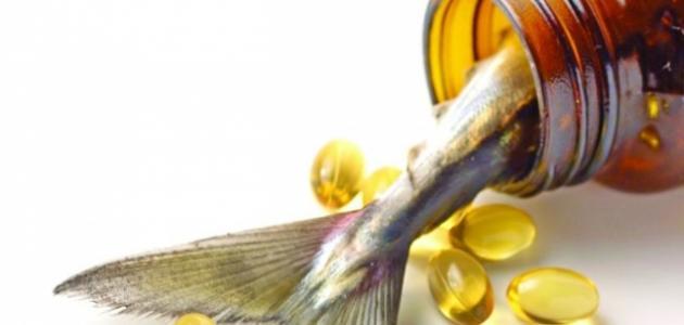 فوائد دهن السمك