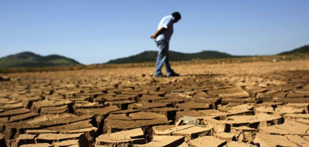 ظاهرة الجفاف بالمغرب