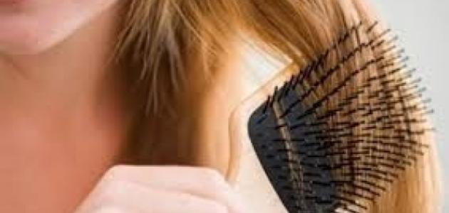 فوائد تمشيط الشعر