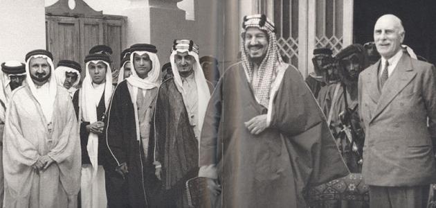 قيام المملكة العربية السعودية