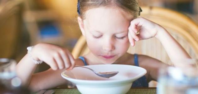 فيتامين يسمن الأطفال