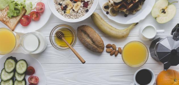 حمية غذائية لتخفيف الوزن