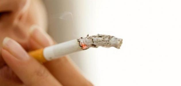 كيفية كتابة خطة بحث عن التدخين موضوع