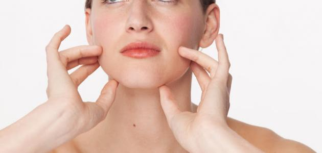 فيتامينات لتسمين الوجه